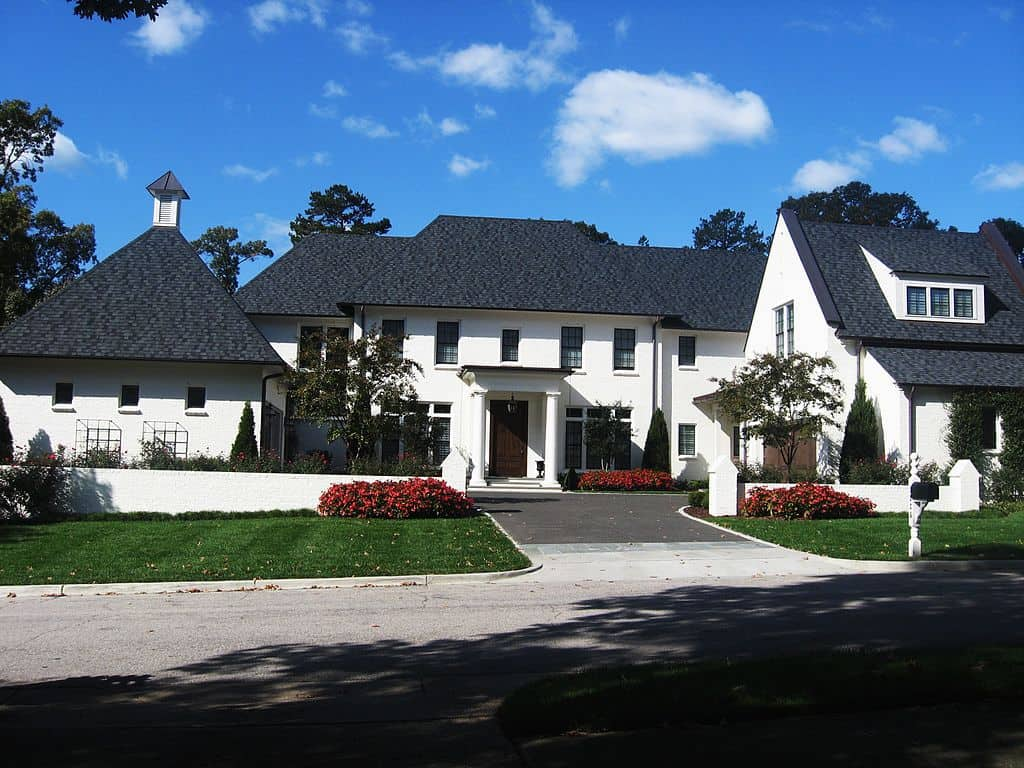Veronica's Husband Bill's Property