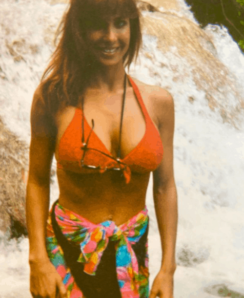 Shannon Ray at the Starting of Her Career (25 Years Ago)