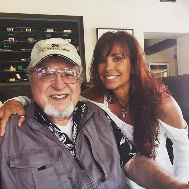 Shannon Ray With Her Father