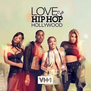 Love Hip Hop Hollywood Season4 poster