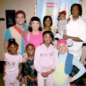 sonya and family