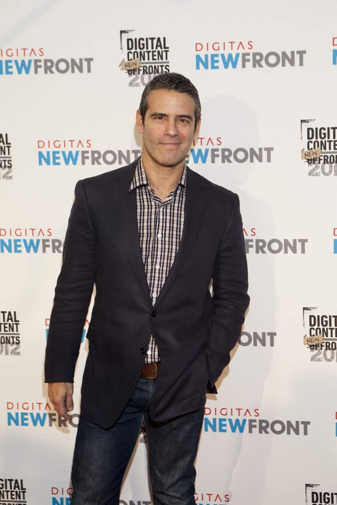 Andy Cohen at an event.