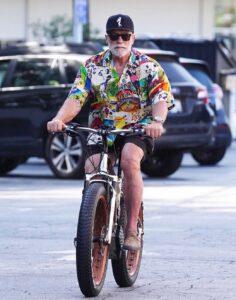 Arnold Riding Bi-Cycle