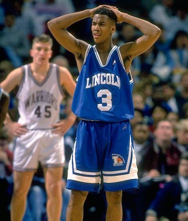 Stephon Marbury Seems Disappointed