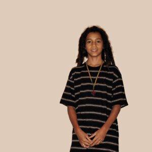young nyjah huston with dreads