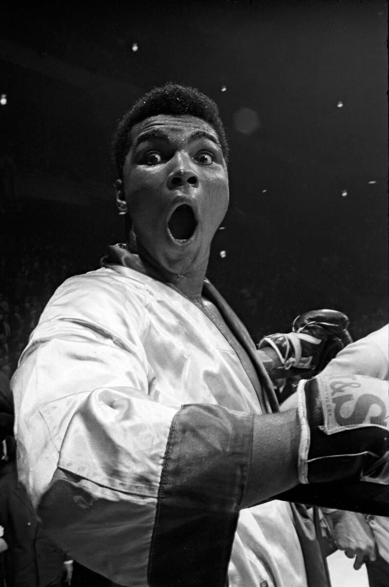 ali after his fight with jones