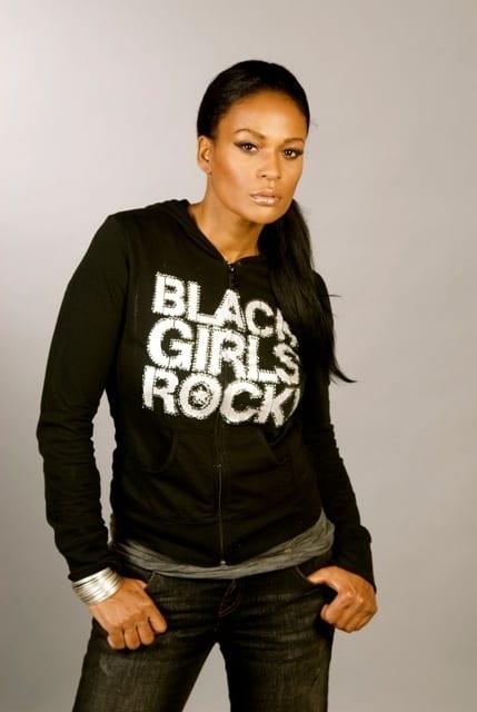 Beverly Bond in Black Girls Rock! T-Shirt
