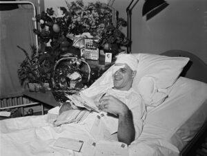 Howe-injured