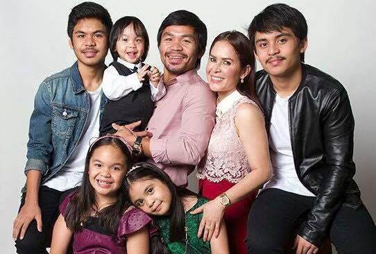 Manny-and-his-family