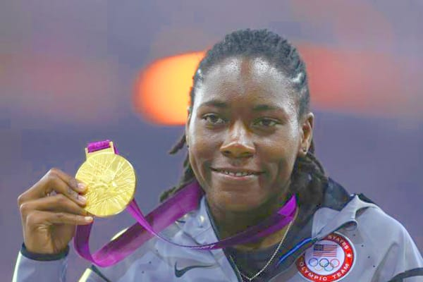 Olympic Champion Brittney Reese