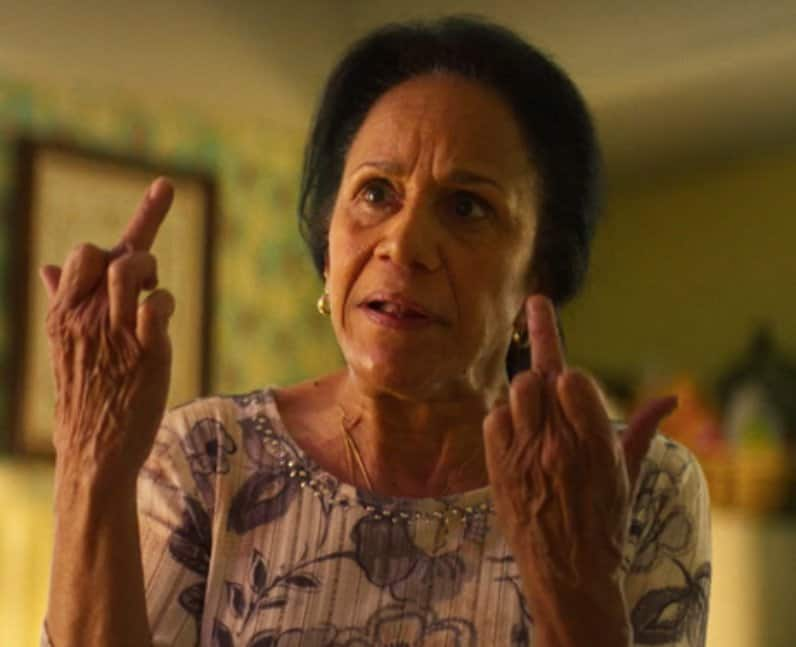 Peggy Blow as Ruby's Abuela in On My Block