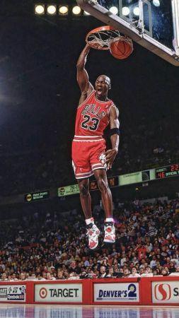 Michael Air Jordan Flying High