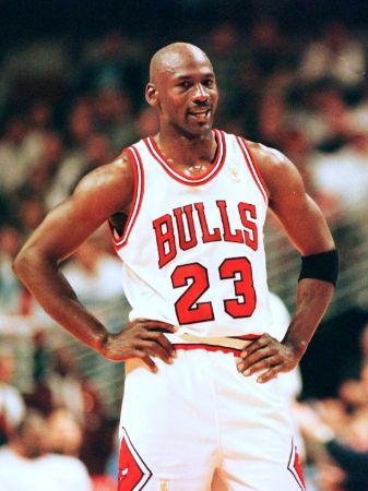 Michael Jordan Early Career with Chicago Bulls