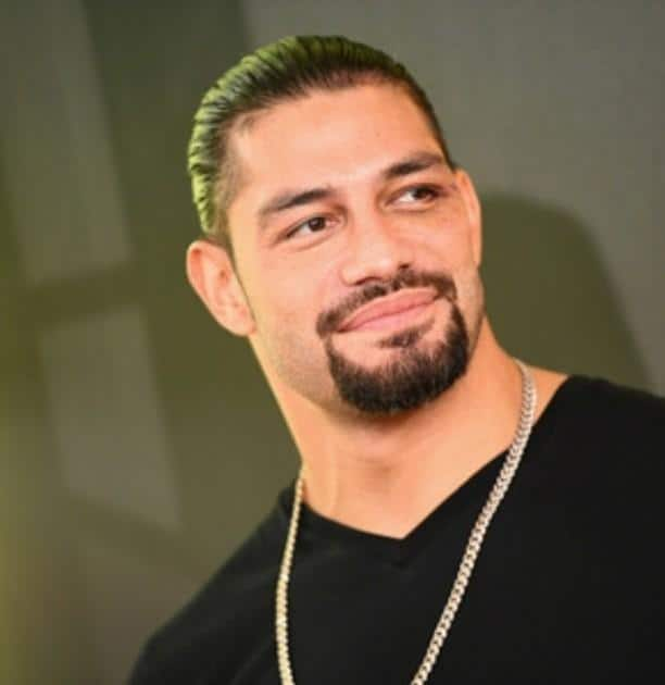 Roman-Reigns, one of the richest wrestlers in the world.