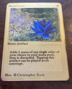 most expensive magic card