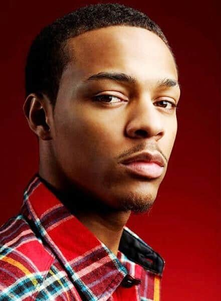 Bow Wow Posing for Camera.
