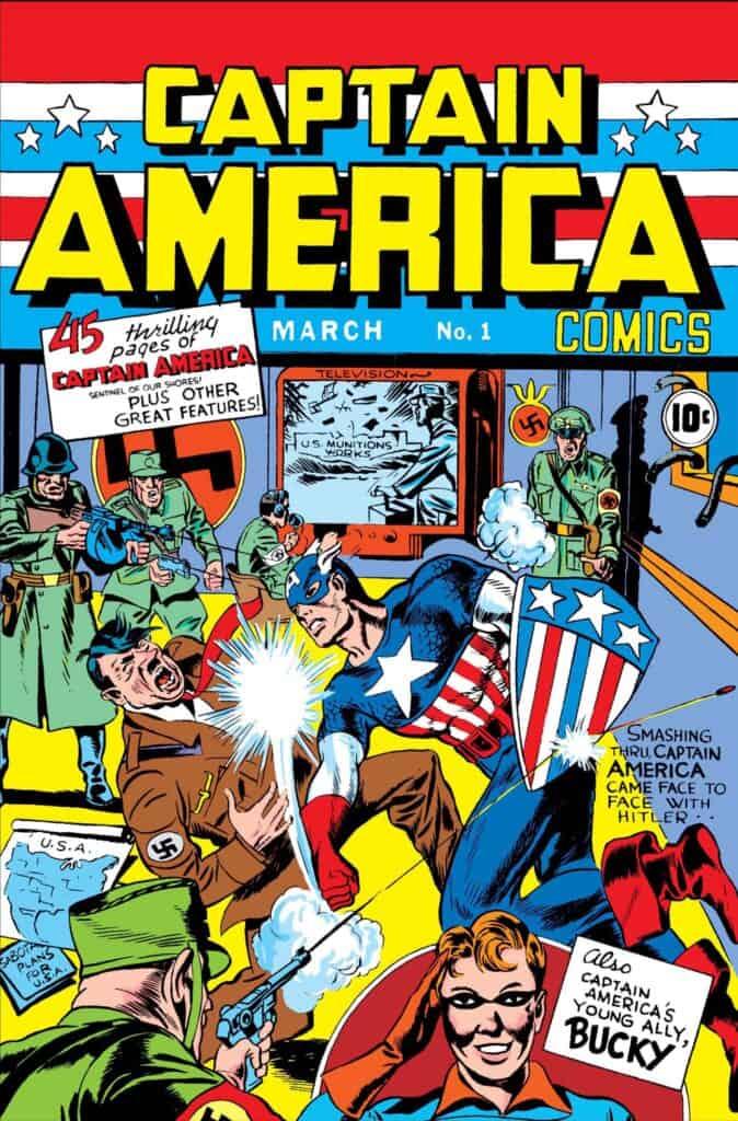 valuable comic book