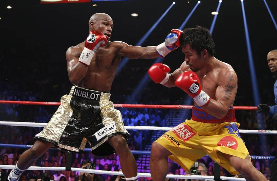 manny pacquiao richest boxers