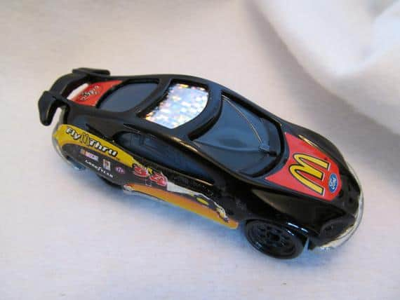 most expensive happy meal toys