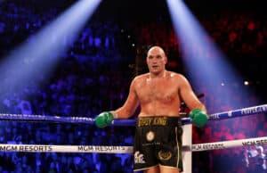 Tyson Fury richest boxers