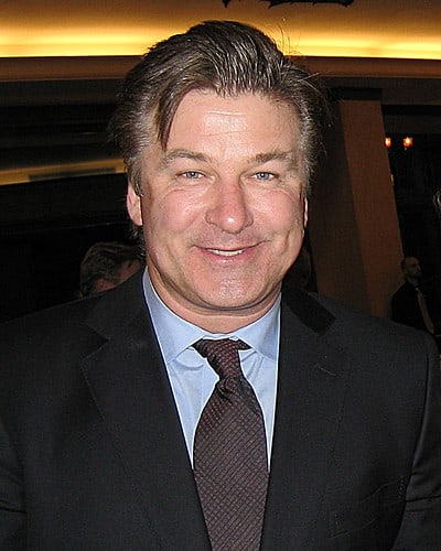 Alec Baldwin in 2008 at Celebrity Sports Invitation.