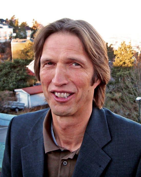 Dietmar Mogenburg in recent years.