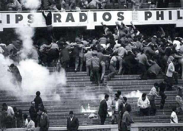 lima football riot