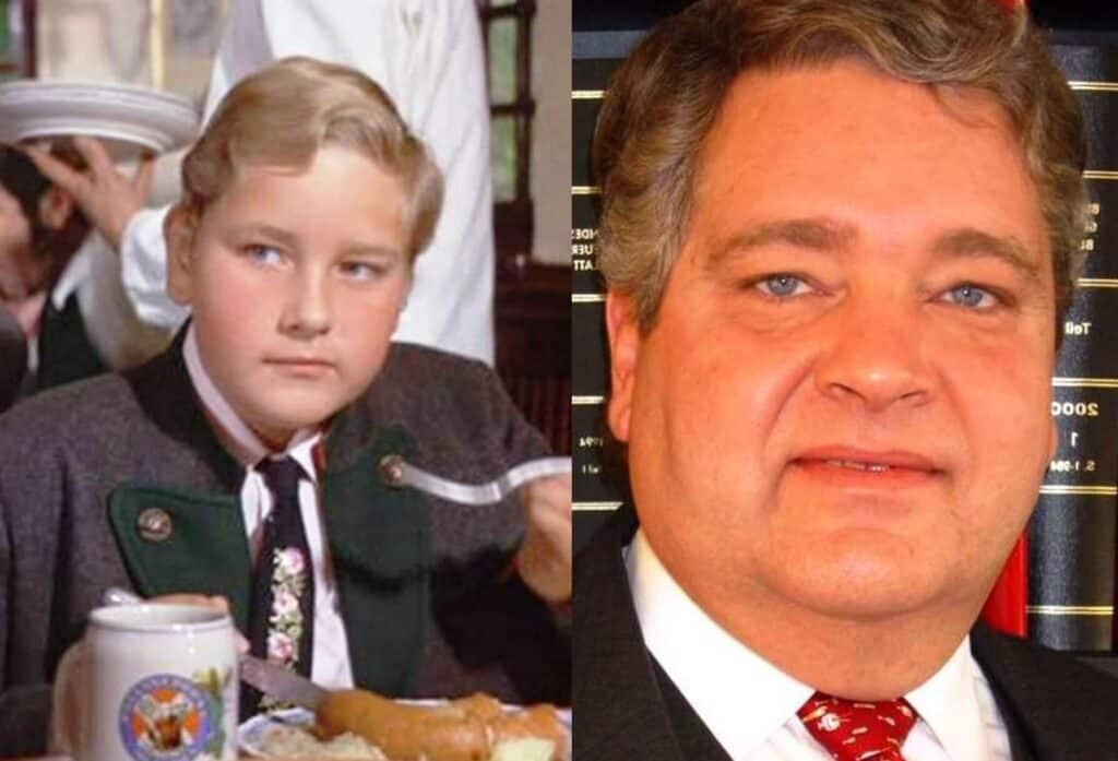 Michael Bollner, then and now.