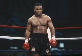 Mike Tyson in the Ring, best boxers of all time