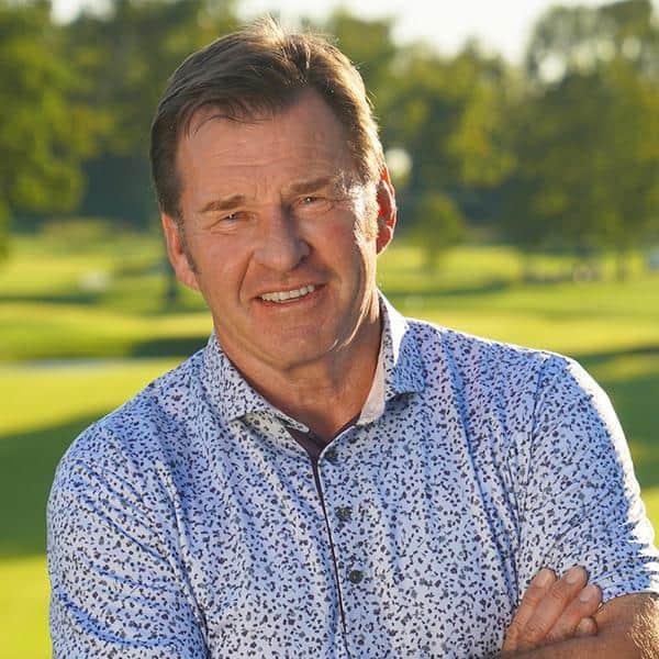 Nick Faldo rich golfer world