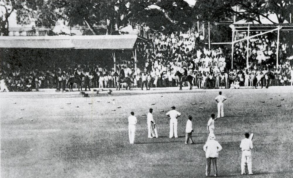 The sydney riot sports