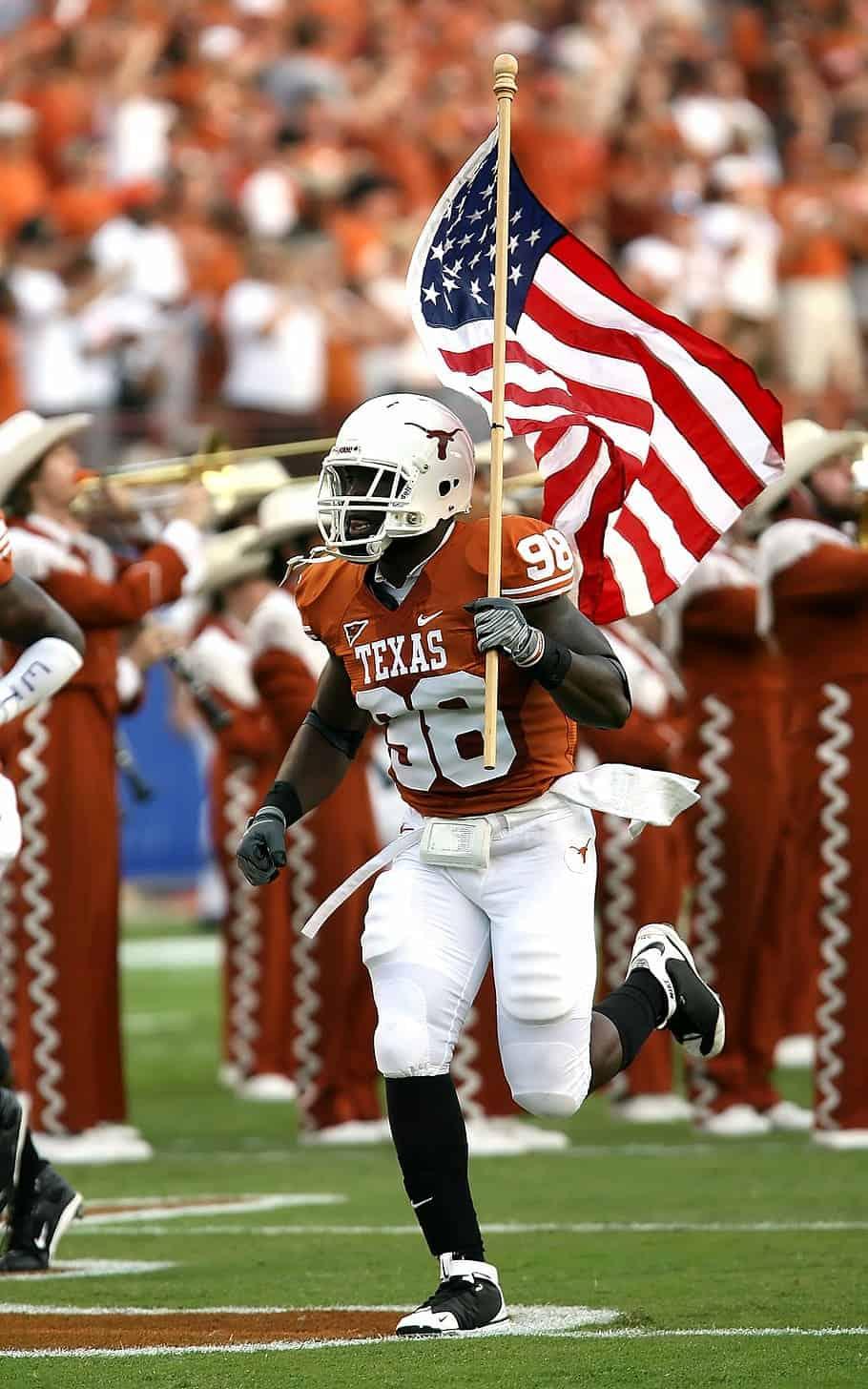 American football most popular sports america