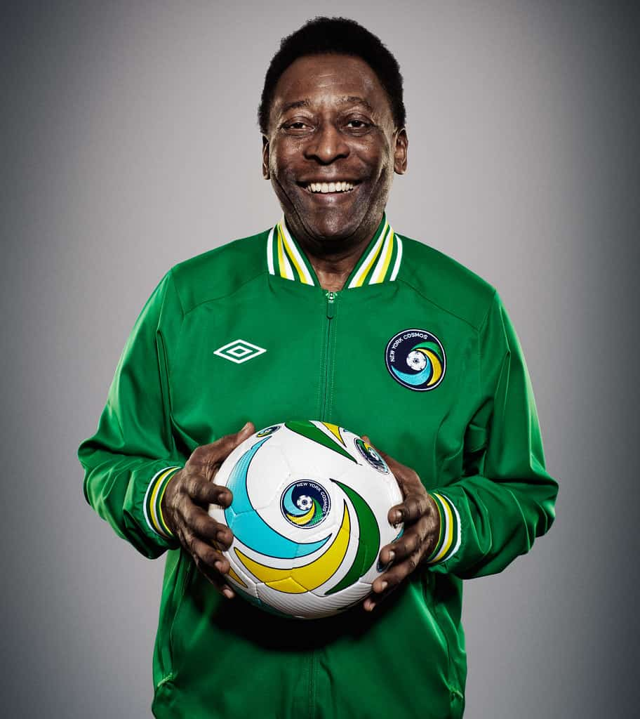 pele best soccer player all time