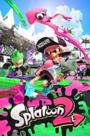 splatoon2 best online game
