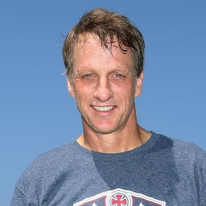 Tony Hawks Picture, one of the best skateboarders