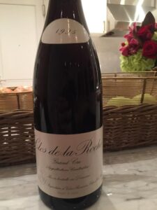 A bottle of wine, One of the most expensive wines