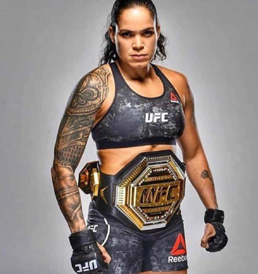 Amanda Nunes greatest female MMA fighters of all time