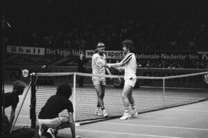 A Great Rivalry: Bjorn Borg and John McEnroe