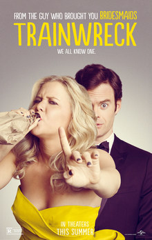 Amy Ѕсhumеr's movie, Trainwreck_poster.