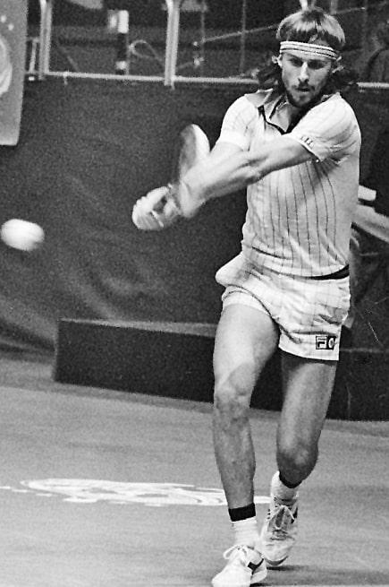 Bjorn Borg in 1979