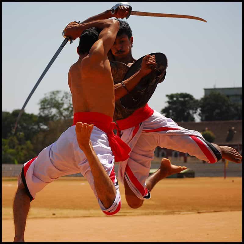 kalariyapattu most popular sports played in india