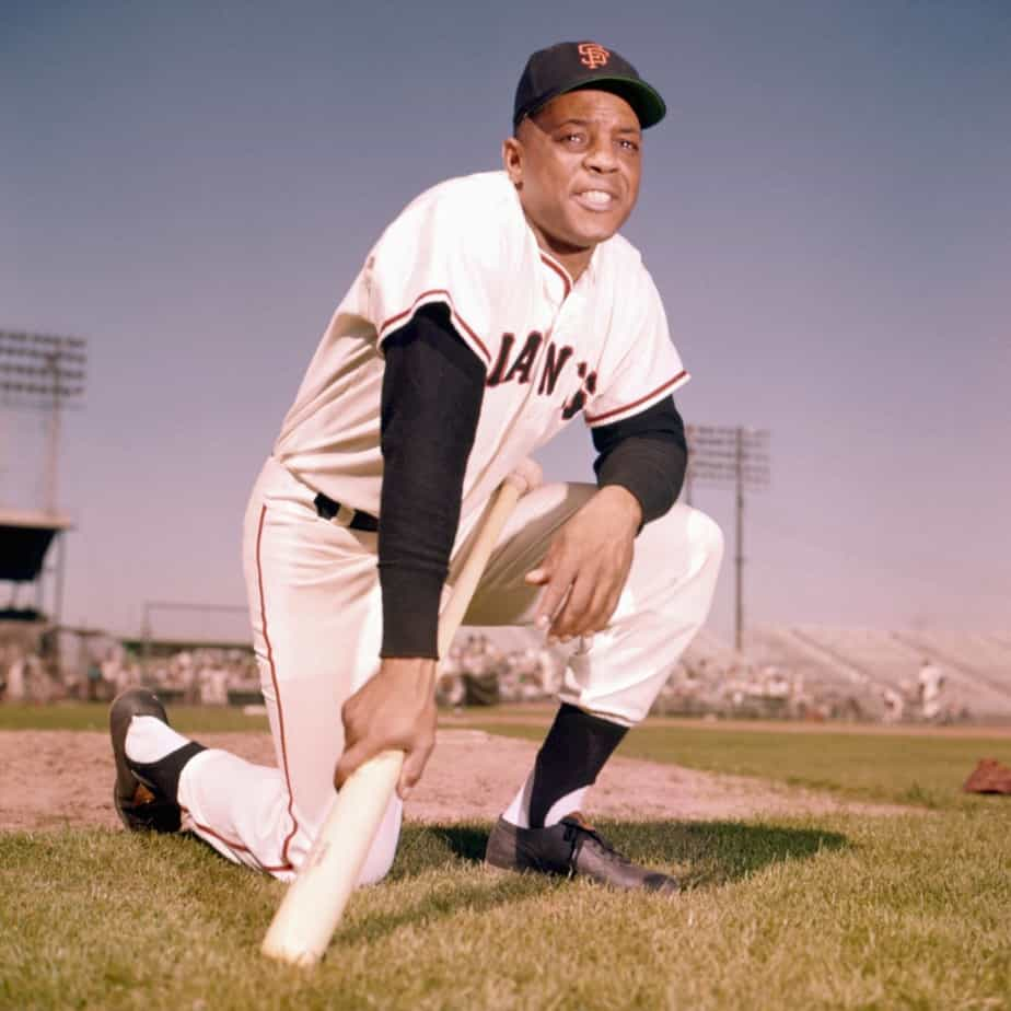Willie mays best baseball players of all time