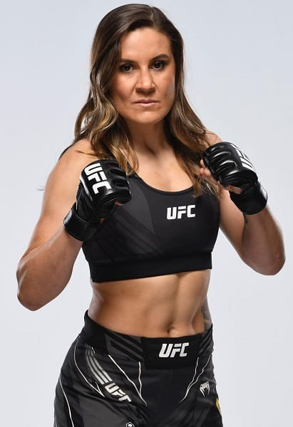 Jennifer Maia greatest female MMA fighters of all time