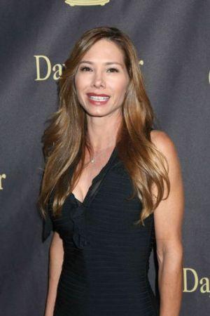 Sarah Joy Brown with a beautiful black dress