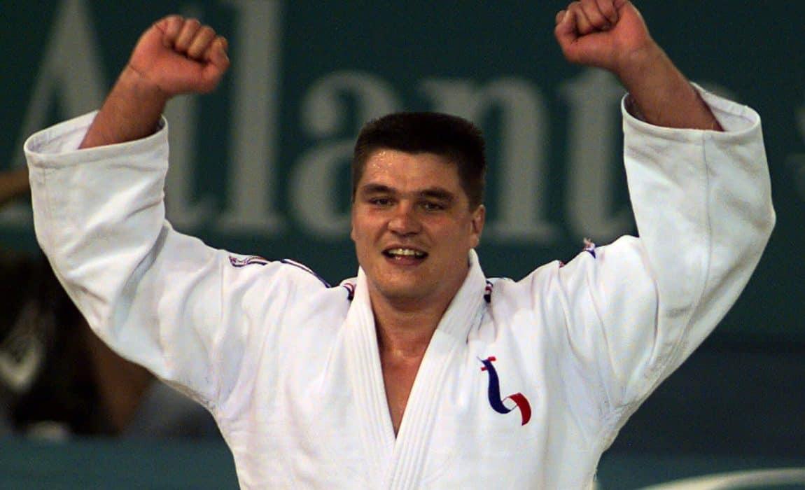David Douillet best judoka in the history