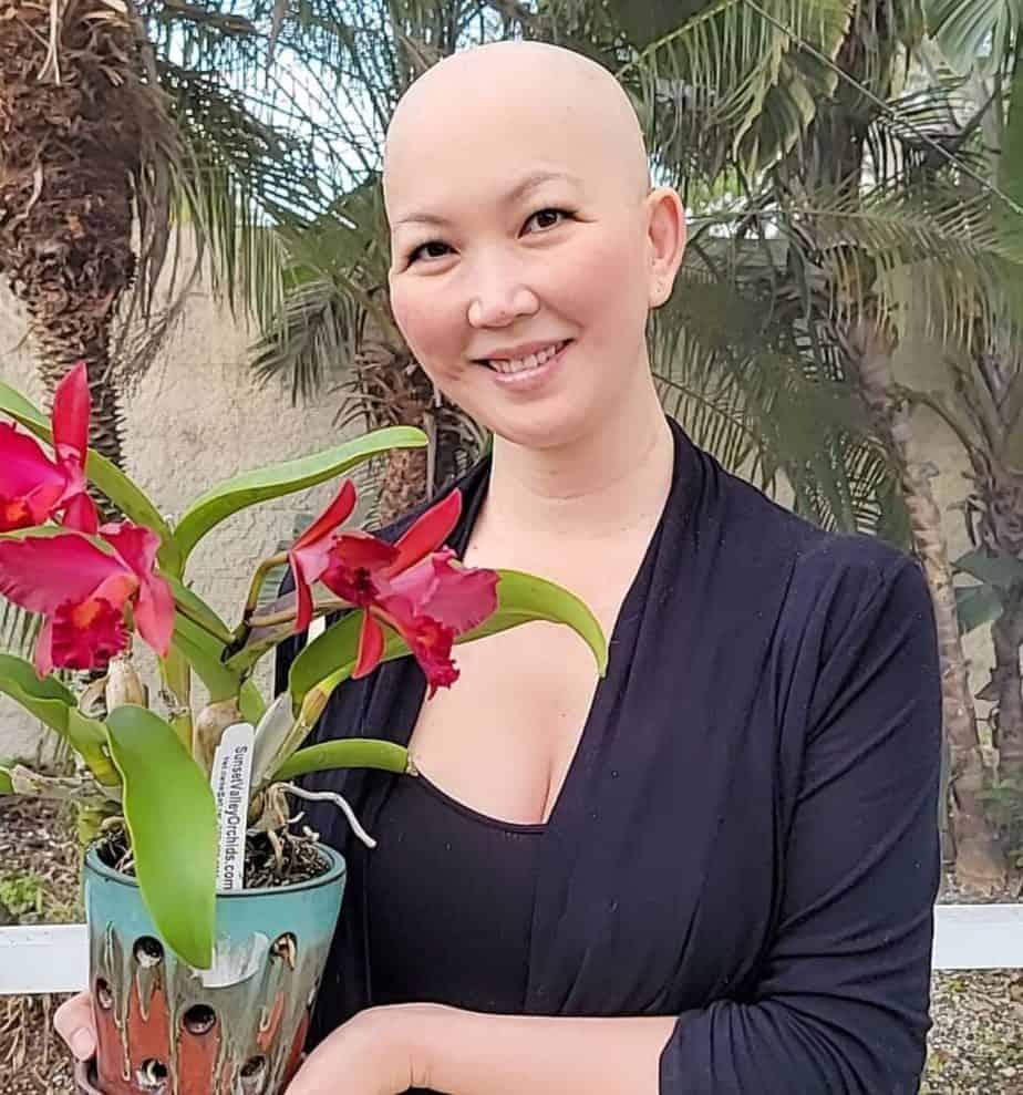 Sadly, Jeanette Lee is currently battling cancer