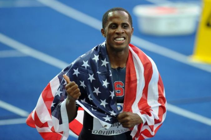 American Athlete, Dwight Phillips