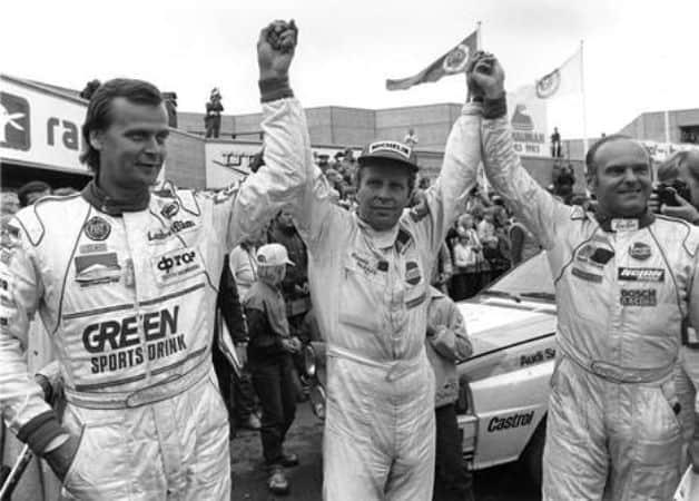 Mikkola and team winning events