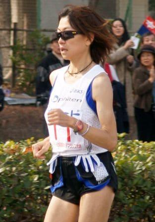 Takahashi Running on a Marathon