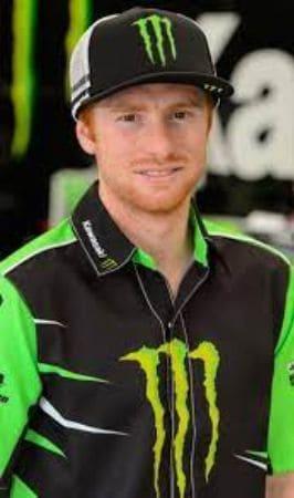 Motocross Racer, Ryan Villopoto